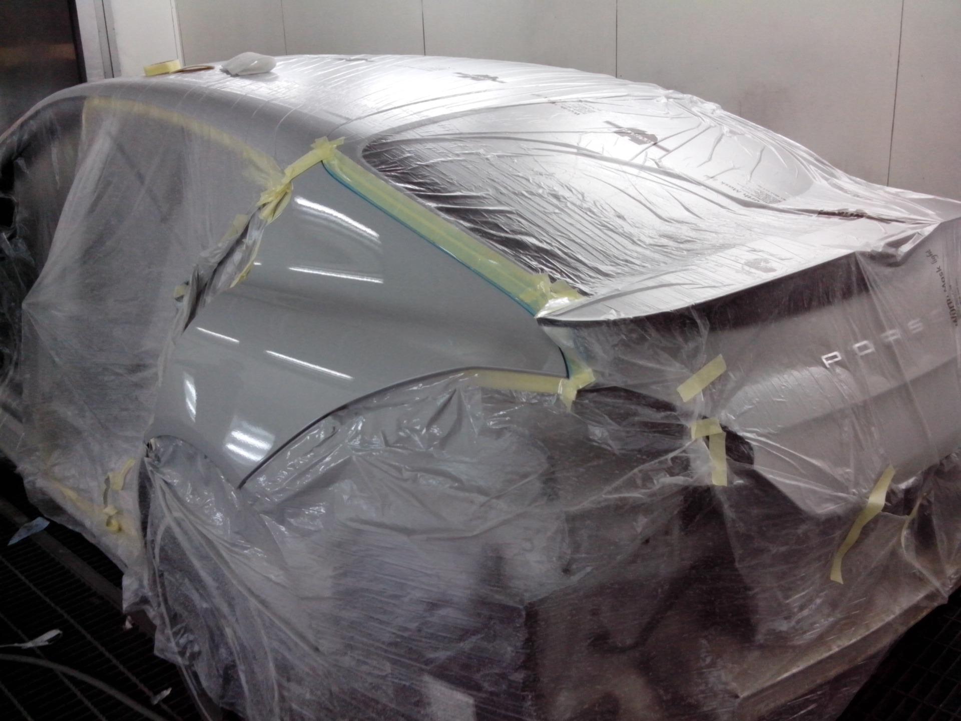 покраска автомобиля в санкт петербурге